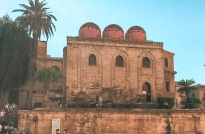 churches of palermo Sicily