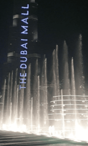 dubai singing fountains show