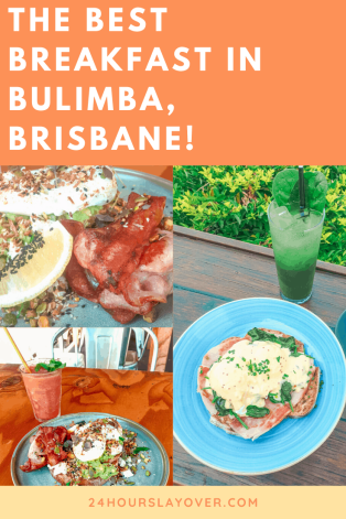 the best breakfast in bulimba, brisbane!