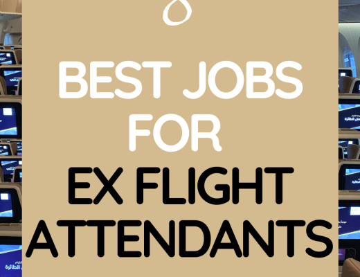 best jobs for ex cabin crew