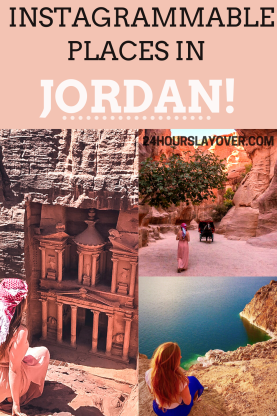 MOST INSTAGRAMMABLE PLACES IN JORDAN!