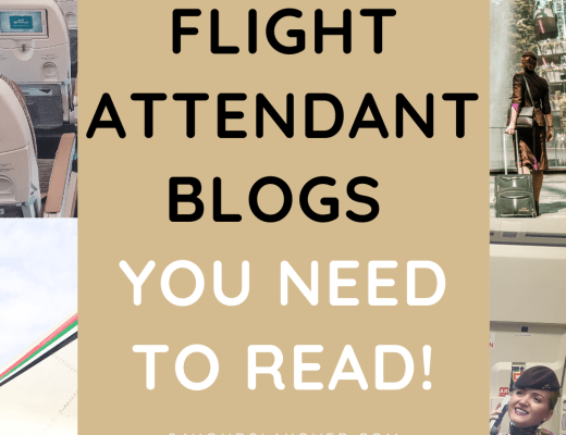 flight attendant blogs you need to read