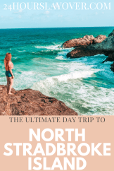 north Stradbroke island day trip