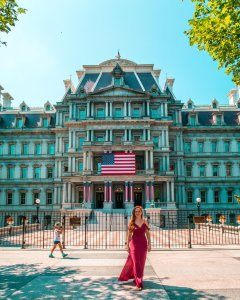most instagrammable places Washington DC