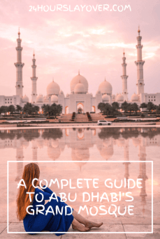 a complete guide to abu dhabis grand mosque