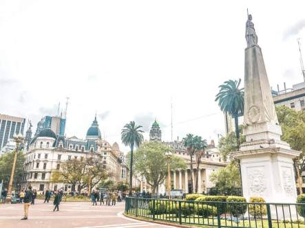 24 hours in Buenos Aires argentina