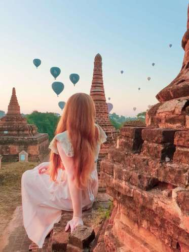 Myanmar bucket list Asia destinations