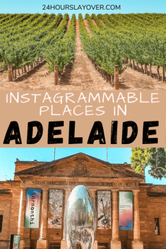 best photo spots in Adelaide