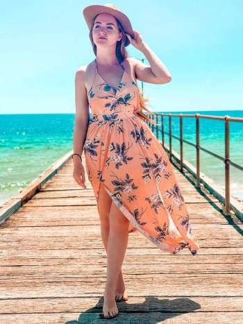 Adelaide beach photography instagrammable places