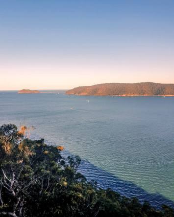 pearl beach to Patonga walk warrah lookout