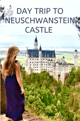 day trip to neuschwanstein castle