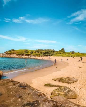 little bay beach Sydney