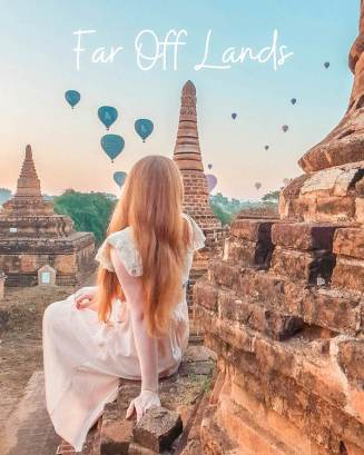 Far Off Lands preset