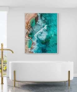 bronte bogey hole and baths ocean pool Sydney