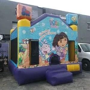 Dora The Explorer Bounce House Rentals Miami