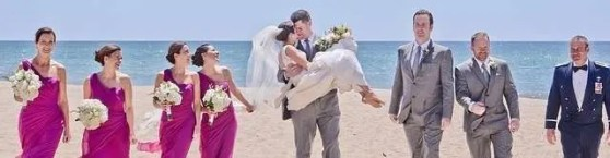 wedding beach planning