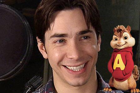 Alvin and the Chipmunks (2007) (voice) .... Alvin