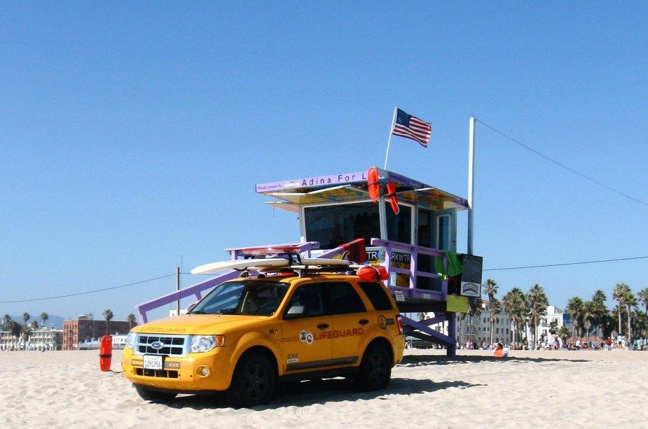 California dreaming Venice Beach