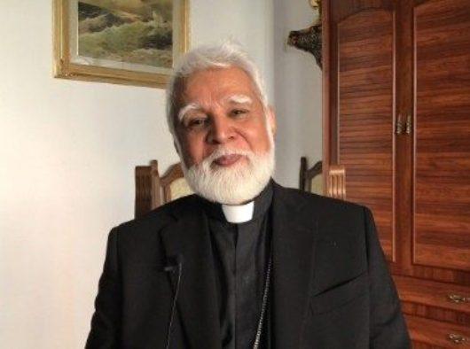 Kardinal Joseph Coutts dari Pakistan/Vatican News