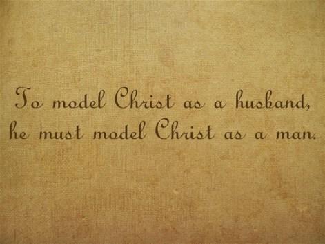 """""""Hai suami, kasihilah isterimu sebagaimana Kristus telah mengasihi jemaat dan telah menyerahkan diri-Nya baginya"""""""