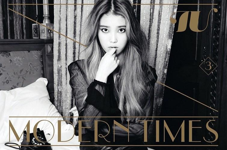 IU's album Modern Times
