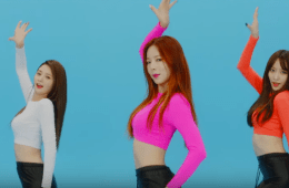 "EXID in ""Up and Down"""