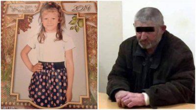 أغتصاب وقتل فتاة صغيرة