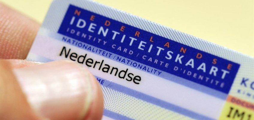 Vingerafdrukken toch weer verplicht op ID-kaart