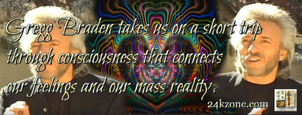 Gregg Braden takes us on a short trip through consciousness