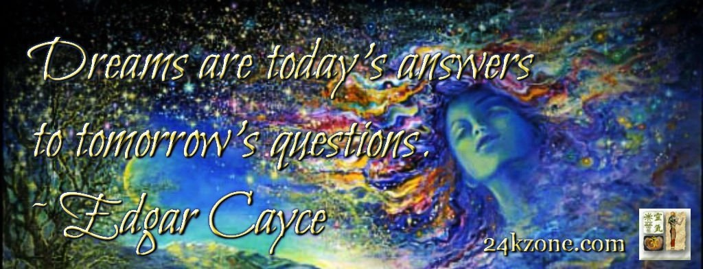 Dreams are todays answers
