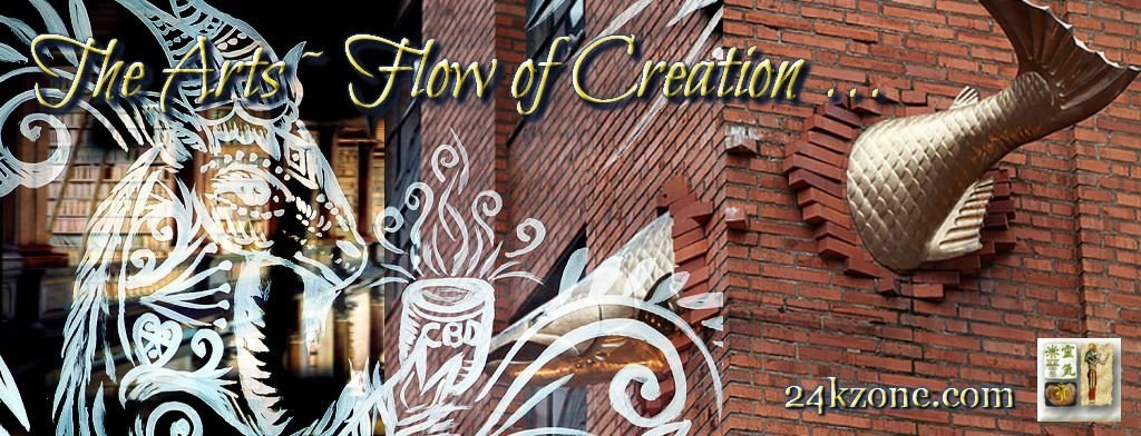 The Arts - Flow of Creation