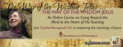 The Way of the Wisdom Jesus