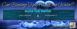 Can Blessings Heal All Even Water