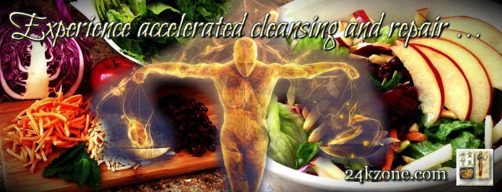 Experience accelerated cleansing and repair