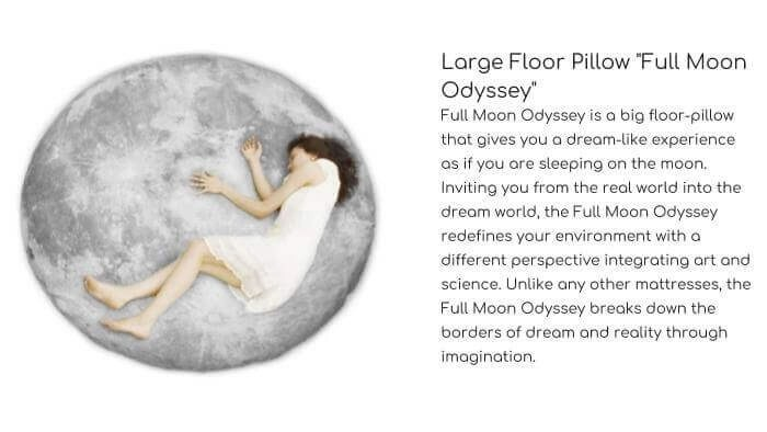 I3LAB Large Floor Pillow