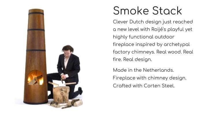 ROIJE Smoke Stack