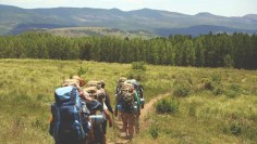 Hikers PCT