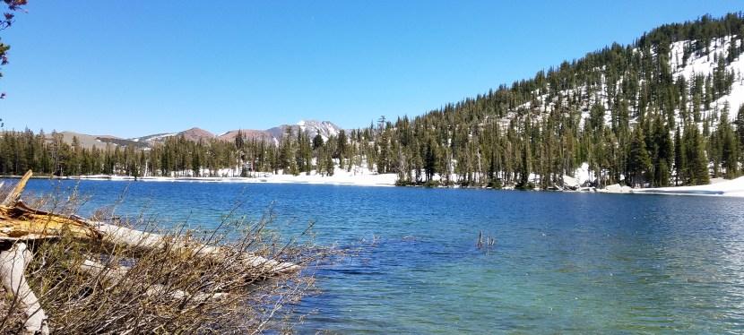 J 53/54 – 22 et 23 juin. Mammoth Lakes (+ repos)