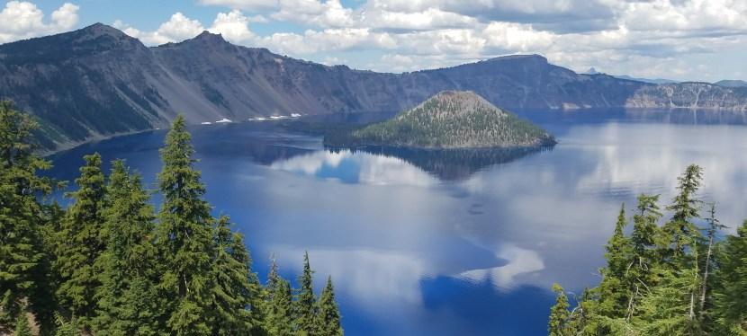 J 96 – 4 août. Crater Lake (puis Mile 1845)
