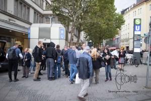 dierechtehbf2 - Neonazis gathering.