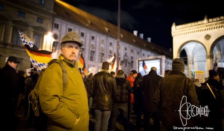 pegida 20160111 17 - One year PEGIDA Munich - look back and prospect
