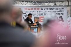 Maria Frank speaks.