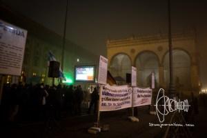 pegida 20161205 1 - PEGIDA Munich marches - neonazis hold speeches