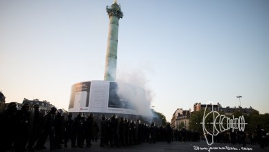 riotsparis 20170423 16 - Heavy Riots in Paris after Presidential Election