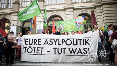 protestagainstdeportation 20170601 1 - Protest against Deportations to Afghanistan in Munich