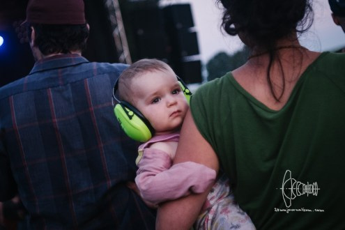 Child with Earprotection - Photo by Max Marquardt