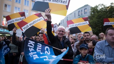wahlkampf marienplatz blog 20170922 11 - Elections in Germany – Rallies against Chancellor Merkel