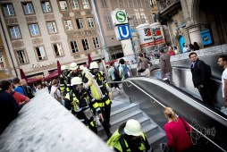 fire, fireworkers, marienplatz, ubah