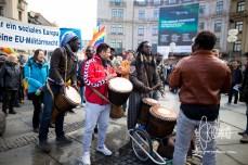 Drummer group.
