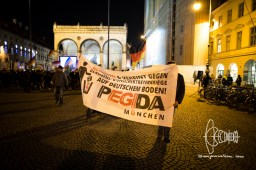 PEGIDA starts marching.